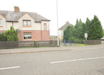 Thumbnail 3 bed semi-detached house for sale in 30 West Benhar Road, Harthill, Shotts