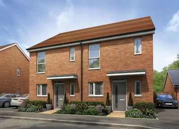 Thumbnail 3 bed end terrace house for sale in The Mirin, Trentham, Stoke-On-Trent