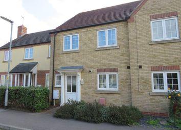 Thumbnail 3 bed terraced house for sale in Kenzie Drive, Sutton Bridge, Spalding