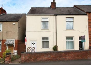 2 bed terraced house for sale in Rothervale Road, Chesterfield, Derbyshire S40