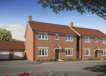 "4 bed detached house for sale in ""The Pickering"" at Highworth Road, Shrivenham, Swindon SN6"