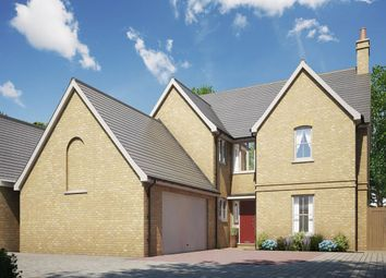 Thumbnail 4 bed detached house for sale in Melde's Keep Cooks Gardens, Melbourn, Royston