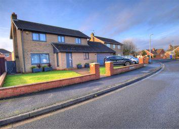 Thumbnail 3 bed detached house for sale in Mordacks Road, Bridlington