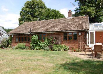 Thumbnail 3 bed detached bungalow for sale in Grundisburgh Road, Great Bealings, Woodbridge