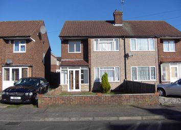Thumbnail Semi-detached house for sale in Palmers Way, Cheshunt, Waltham Cross, Hertfordshire