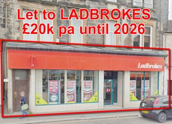Thumbnail Commercial property for sale in 36, Wellmeadow Street, Paisley, Renfrewshire PA12Eg