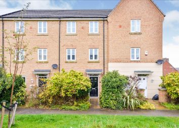 Thumbnail 4 bed terraced house for sale in Tissington Road, Grantham