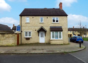 Thumbnail 3 bed semi-detached house to rent in Campion Way, Witney, Oxfordshire