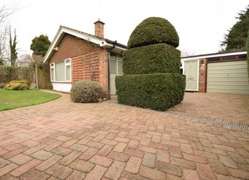 Thumbnail 4 bed detached bungalow for sale in 2 Woodfields, Chipstead, Sevenoaks, Kent