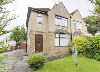 Thumbnail 3 bed semi-detached house for sale in Clarkson Avenue, Boythorpe, Chesterfield