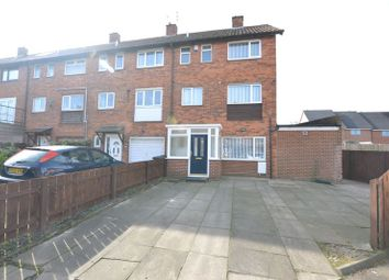 Thumbnail 5 bed terraced house for sale in Brodrick Close, Kenton, Newcastle Upon Tyne