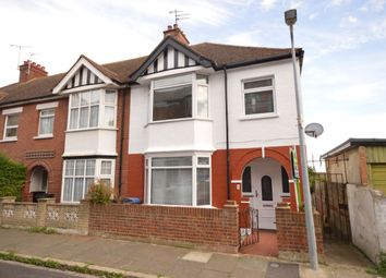 Thumbnail 4 bedroom terraced house to rent in Queens Road, Ramsgate