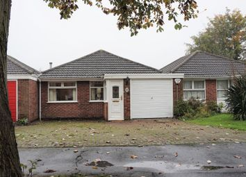Thumbnail 2 bedroom bungalow for sale in The Chase, Sinfin, Derby