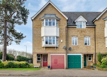 Thumbnail 3 bed end terrace house for sale in Lilbourne Drive, Hertford