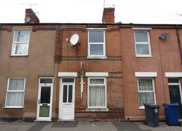 Thumbnail 2 bed terraced house for sale in Broadway Street, Burton-On-Trent, Staffordshire