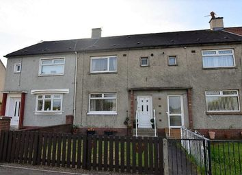 Thumbnail 2 bed terraced house for sale in Caledonian Avenue, Bellshill