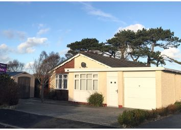 Thumbnail 4 bed detached bungalow for sale in Glantraeth Estate, Holyhead