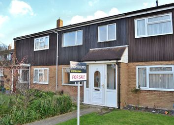Thumbnail 3 bedroom terraced house for sale in Jerounds, Harlow