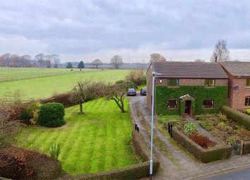 Thumbnail 3 bed detached house for sale in Smithy Brow, Croft, Warrington