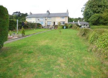 Thumbnail 3 bed end terrace house for sale in Arfon Terrace, Llangoed, Beaumaris, Sir Ynys Mon