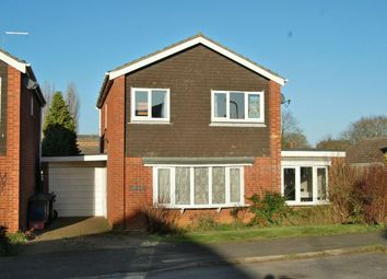 Thumbnail 3 bed detached house for sale in Martyns Way, Weedon, Northampton