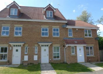 Thumbnail 3 bed town house for sale in Lawndale Drive, Ellenbrook, Manchester