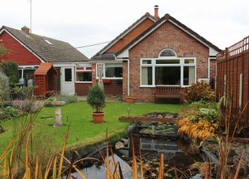 Thumbnail 3 bed detached bungalow for sale in Fairway, Calne