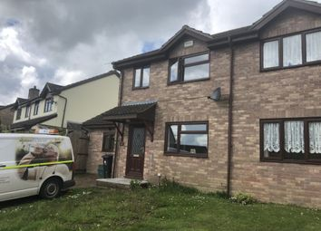 Thumbnail 4 bed detached house to rent in Forest Rise, Cinderford, Gloucestershire