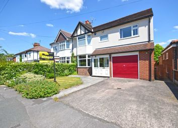 4 bed semi-detached house for sale in Ravenoak Park Road, Cheadle Hulme, Cheadle SK8