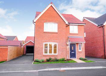 Thumbnail 4 bedroom detached house for sale in Sandy Hill Lane, Moulton, Northampton