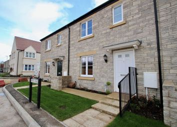 Thumbnail 3 bedroom terraced house for sale in Pearmain Road, Somerton