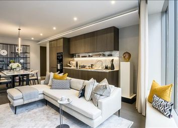 Thumbnail 1 bed flat for sale in Park Drive, Canary Wharf, London