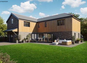 Thumbnail 4 bed detached house for sale in Tremethick Cross, Penzance