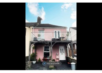 Thumbnail 2 bed semi-detached house to rent in Old Ferry Road, Saltash