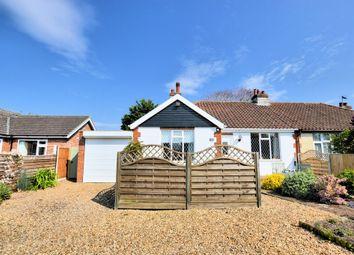 Thumbnail 2 bed semi-detached bungalow to rent in Burgh Lane, Mattishall, Dereham