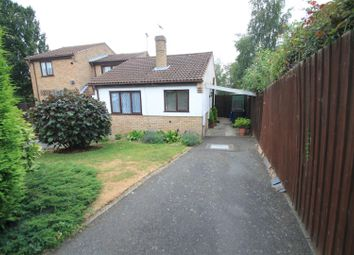 Thumbnail 2 bed semi-detached bungalow to rent in Heath Road, Market Bosworth, Nuneaton