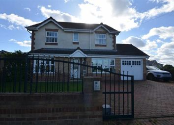 Thumbnail 4 bed detached house for sale in Redhill Avenue, Castleford, West Yorkshire
