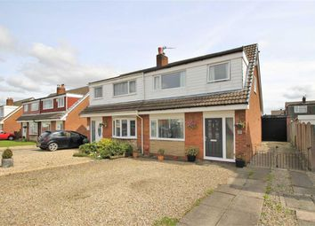 Thumbnail 3 bed semi-detached house for sale in Fitchfield, Penwortham, Preston