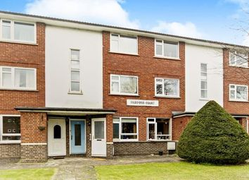 Thumbnail 2 bedroom flat for sale in Fairford Court, Grange Road, Sutton, Surrey