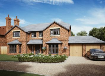 Thumbnail 4 bed detached house for sale in Honey Farm, Preston Crowmarsh, Oxfordshire