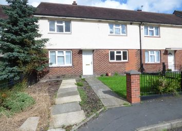 Thumbnail 3 bed terraced house for sale in Liptrott Road, Chorley, Lanc's