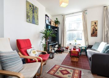 Thumbnail 3 bed flat for sale in Axminster Road, London