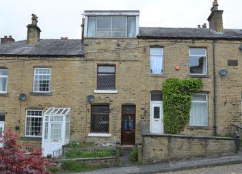 Thumbnail 3 bed terraced house for sale in Spark Street, Longwood, Huddersfield