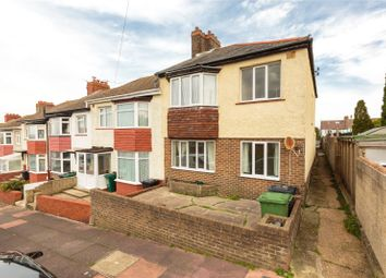 Thumbnail 5 bed end terrace house to rent in Crayford Road, Brighton