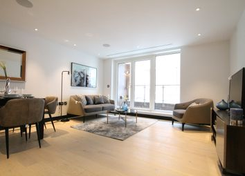 Thumbnail 1 bed flat to rent in Chapter Street, London