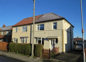 Thumbnail 3 bed semi-detached house for sale in Rusholme Drive, Farsley, Pudsey