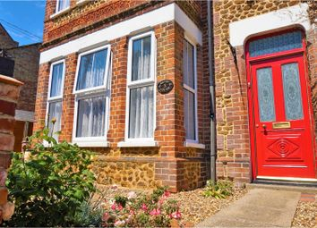 Thumbnail 4 bed end terrace house for sale in York Avenue, Hunstanton