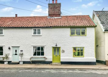 Thumbnail 3 bed cottage for sale in The Street, Peasenhall, Saxmundham