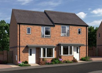 Thumbnail 2 bed semi-detached house for sale in Ockerhill Road, Tipton