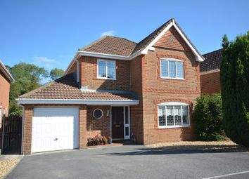 Thumbnail 4 bed detached house for sale in Maes Llwynonn, Cadoxton, Neath
